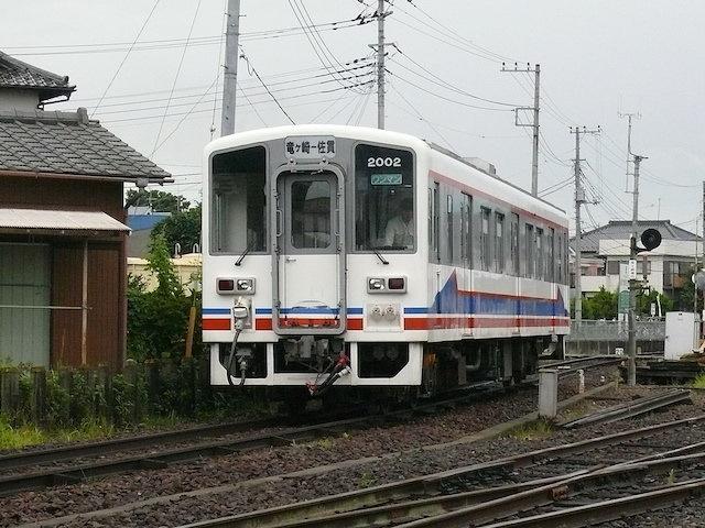 関東鉄道竜ヶ崎線の車輌