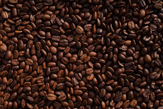 コーヒー豆の画像