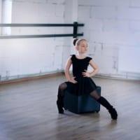 balletの女の子